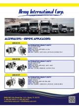 Hemy-Import Alternator 2017