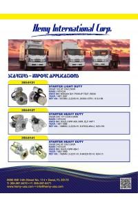 Hemy-Import Starter 2017